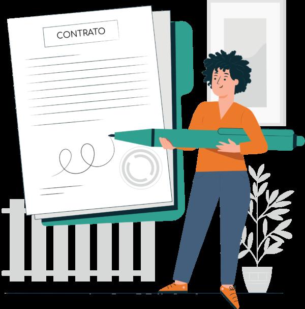 Contrato Baru Credito Online